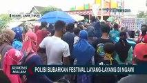 Ramai Dihadiri Ribuan Penonton, Festival Layang-Layang Ini Dibubarkan Polisi!