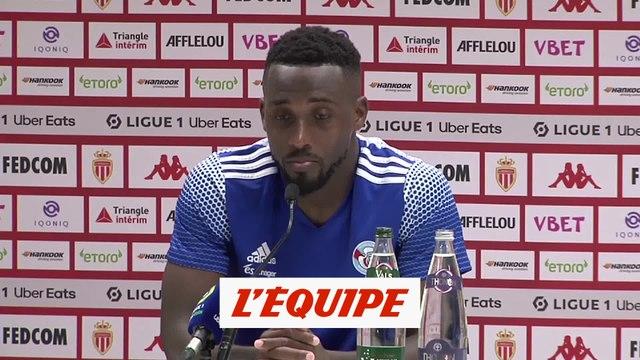 Carole : «Monaco est mieux rentré dans le match» - Foot - L1 - Strasbourg