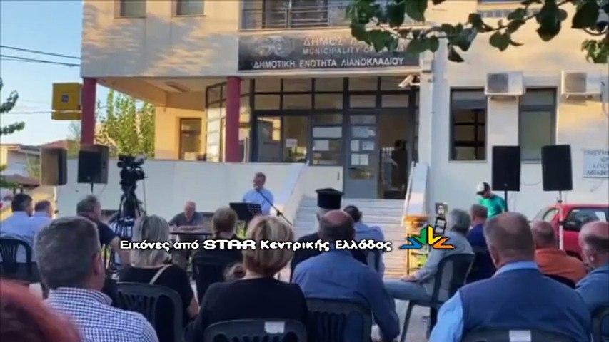 Λιανοκλάδι: Ο Υπουργός Οικονομικών Χρ. Σταϊκούρας ενημερώνει τους πληγέντες για τις αποζημιώσεις