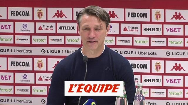 Niko Kovac : «Mes joueurs ont été héroïques» - Foot - L1