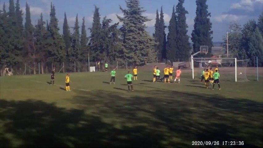 Καλύβια-Δαφνησιακός Αρκίτσας 2-1