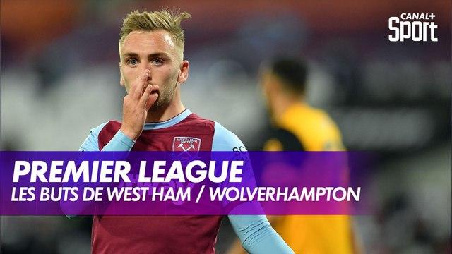 Les buts de West Ham / Wolverhampton