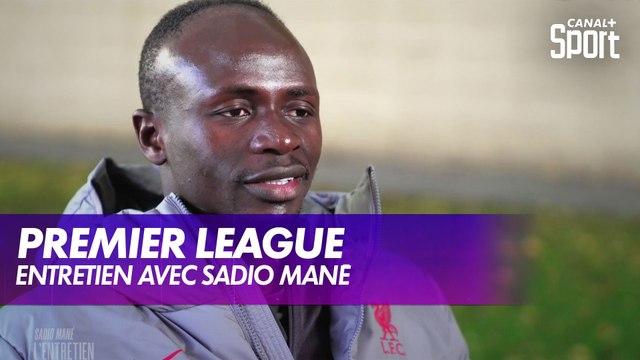 Entretien avec Sadio Mané