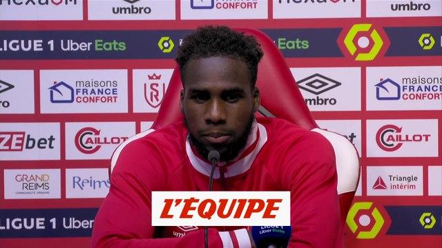 Dia : «Si j'égalise, ce n'est plus le même match» - Foot - L1 - Reims