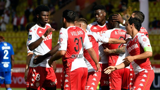 Highlights : AS Monaco 3-2 Strasbourg