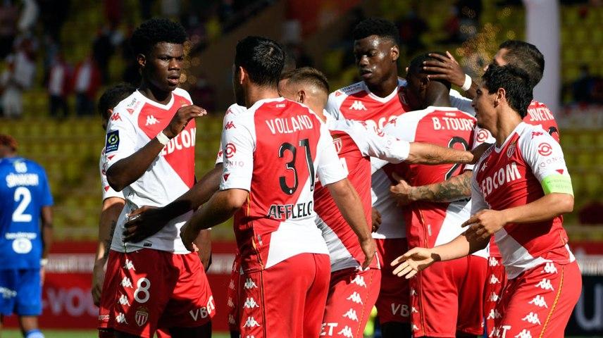 L1 - AS Monaco 3-2 Strasbourg : Le résumé vidéo