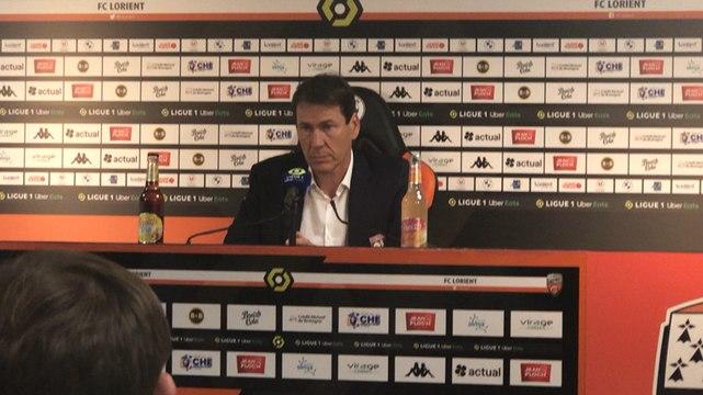 Rudi Garcia espère que le mercato de Lyon sera rapidement terminé