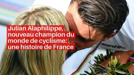 Julian Alaphilippe, nouveau champion du monde de cyclisme : une histoire de France_IN