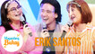 Erik reveals he became a morning person because of the quarantine | Magandang Buhay