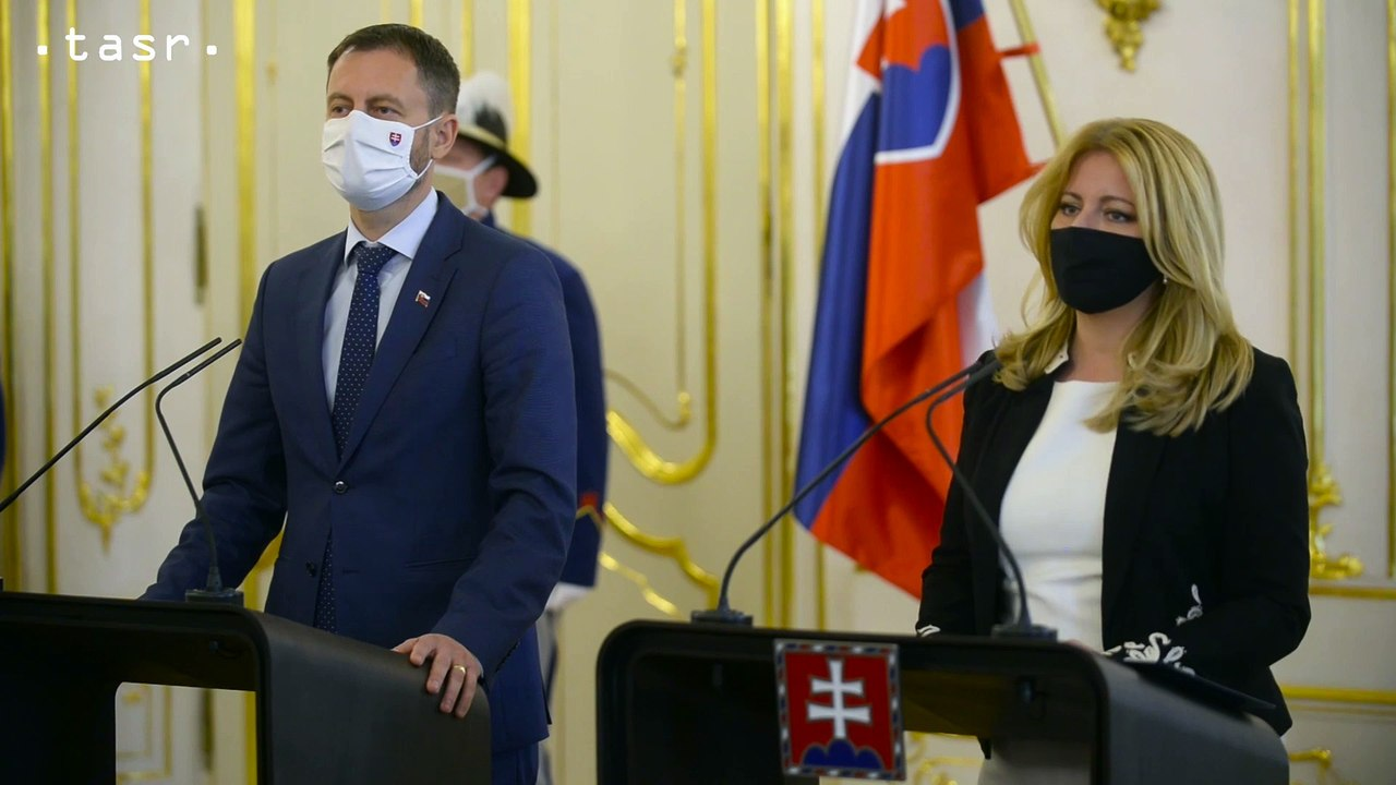 Prezidentka Z. Čaputová: Slovensko sa musí postupne meniť na sociálne spravodlivú krajinu