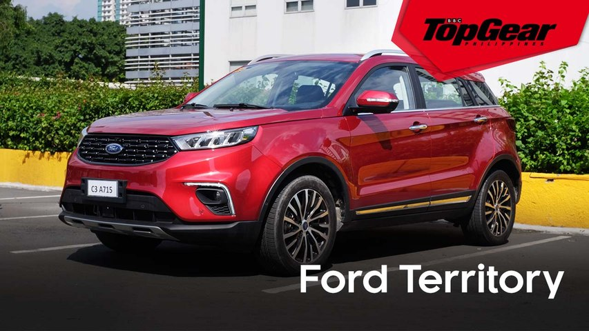 Feature: 2020 Ford Territory
