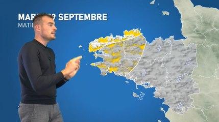 Illustration de l'actualité La météo de votre mardi 29 septembre 2020