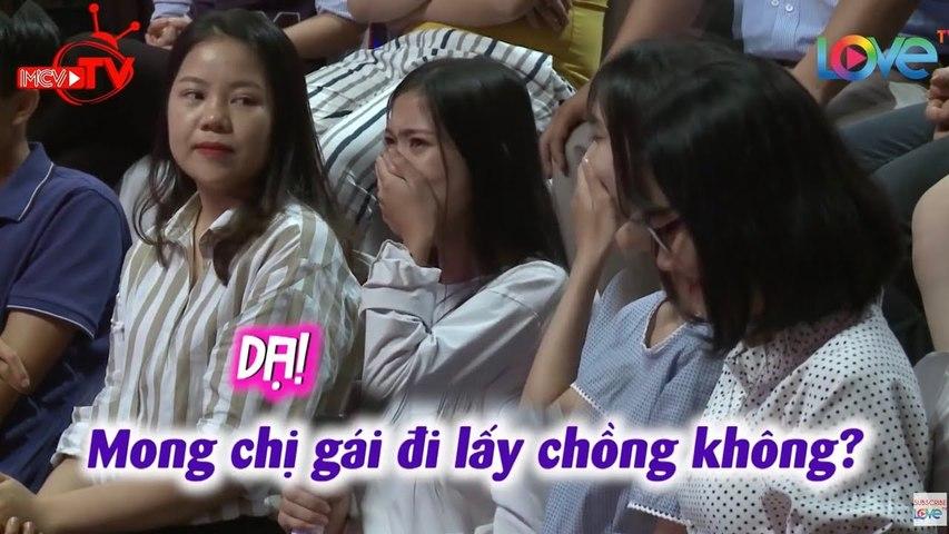 Em gái XINH NHƯ TIÊN khóc nức nở tại BMHH vì chị gái chọn được CHÀNG ĐẠI UÝ làm chồng tương lai | Godialy.com