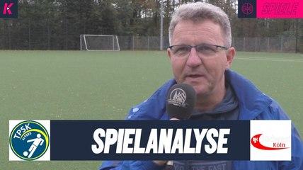 Die Spielanalyse | TPSK 1925 U19 - DJK Südwest U19 II (A-Junioren Sonderliga)
