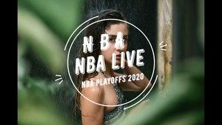 NBA  nba playoffs 2020