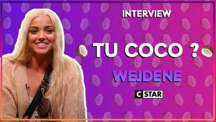 On a demandé à Wejdene si elle connaissait les paroles de Jolie Nana !   Interview Tu Coco
