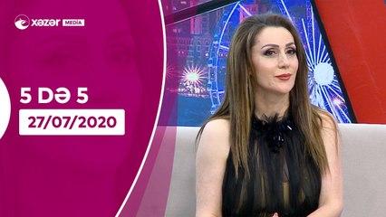 5də 5 -  Leyla Həmzəyeva, Nurəddin Mehdixanlı, Gülyaz Məmmədova, Elvin Bayramlı   27.07.2020