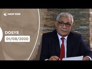 Dosye - Əliağa Vahid  01.08.2020 ANONS