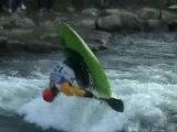 Water Hand Production millau is good kayak freestyle