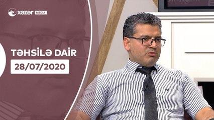 Təhsilə Dair   28.07.2020