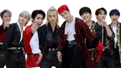 K-Pop Boy Band Stray Kids Is WAY Too Good at TikTok! | TikTok Challenge Challenge | Cosmopolitan