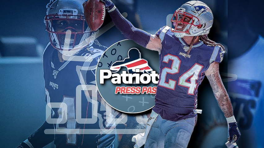 Has Stephon Gilmore's Play Declined This Season? | Patriots Press Pass