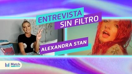 MATCH SIN FILTRO: ENTREVISTA CON ALEXANDRA STAN - TIKARI