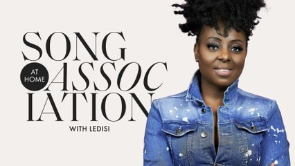 "Ledisi Sings Tina Turner, Chaka Khan, and ""Anything for You"" in a Game of Song Association"