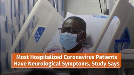 COVID-19 Causes Neurological Issues
