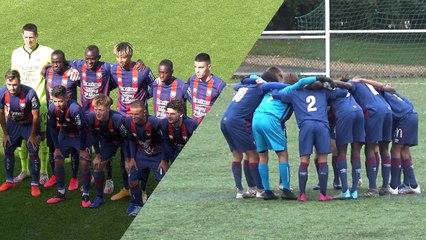 N2(J7) : SMCaen 2-0 Châteaubriant (Buts : T.Villeray et A.Toufiqui) et U17 Nationaux(J4)  : SMCaen 3-0 Vitré (Buts : A.Niakaté X2 et N.Tlemcani)