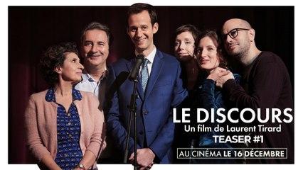 LE DISCOURS | Teaser #1 TOUS SUR SCENE