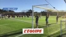 Le coup franc «très mal cadré» à Boca Juniors - Foot - WTF