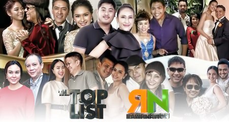 The Top List: 12 Pinoy Celebrity Couples With Big Age Differences