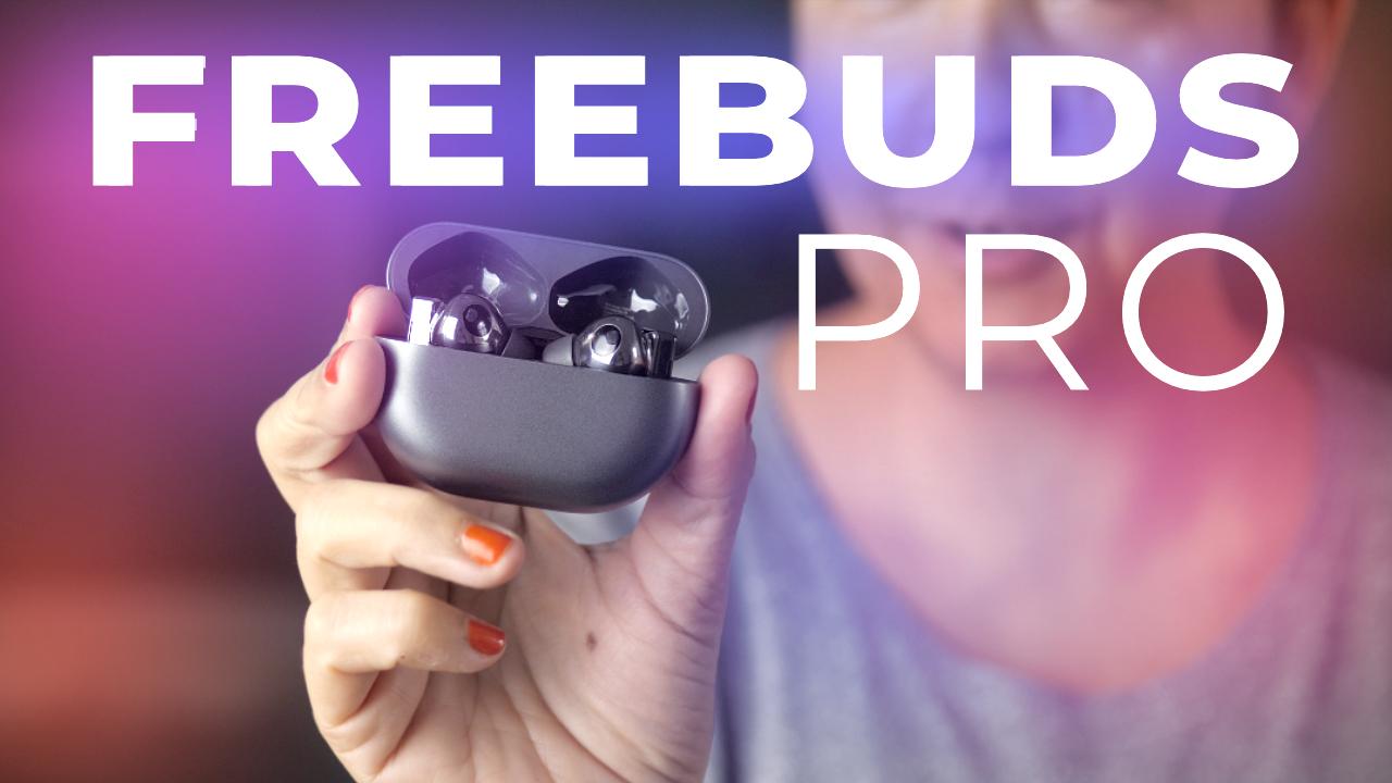 Les AirPods Pro moins chers de Huawei ! (Huawei Freebuds Pro)