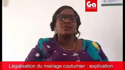 Sidonie Flore Ouwe ancien procureur de la république explique