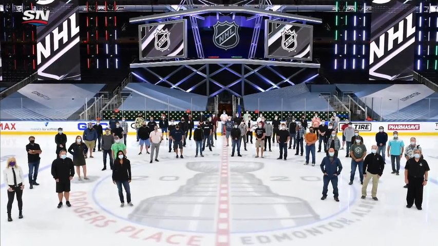 The NHL Bubble Experiment