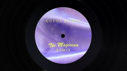Boston Bun - Gucci Slides