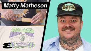Matty Matheson   Curated