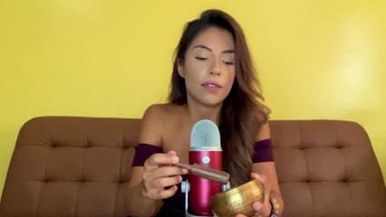 Jessenia Does A Self Cleansing ASMR, Talks Life After Tyra Banks Show & New EP