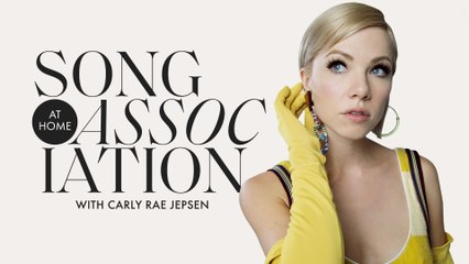 Carly Rae Jepsen Sings ABBA, The Beach Boys and More in a Game of Song Association on ELLE