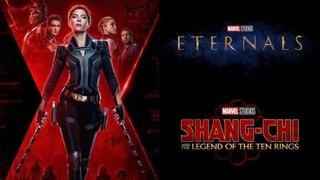 Eternals, Black Widow & Co. Delayed Again, Fantastic Beasts 3, Dune. KinoCheck N