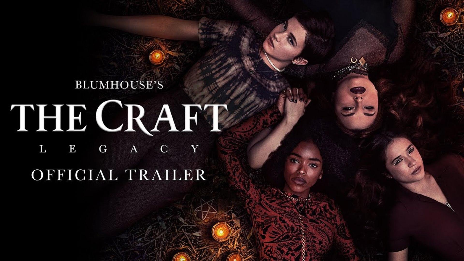 the craft 2 legacy trailer 2020 david duchovny blumhouse movie