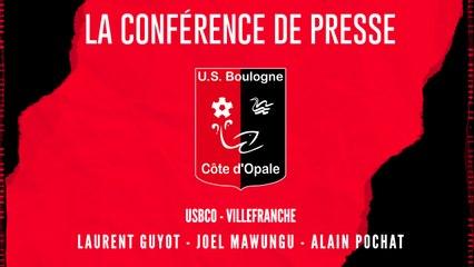 [NATIONAL] J7 Réactions après match USBCO - Villefranche