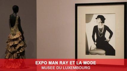 Man Ray et la Mode : l'exposition