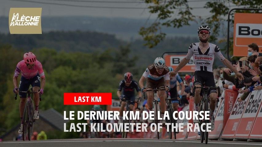 Flamme Rouge / Last Kilometer - La Flèche Wallonne 2020