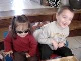 Mes Stars - Lilou 15 mois et Matéo 4 ans et demi