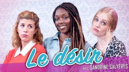 Le désir (feat. Sandrine Salyères) - Parlons peu Mais parlons !