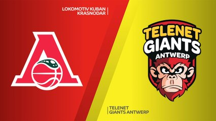 7Days EuroCup Highlights Regular Season, Round 1: Lokomotiv 89-72 Giants