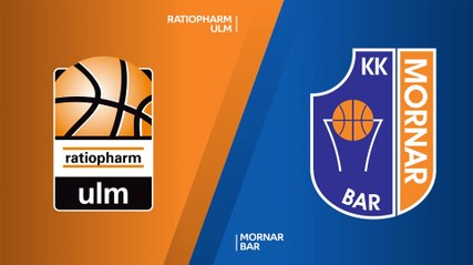7Days EuroCup Highlights Regular Season, Round 1: Ulm 84-76 Mornar