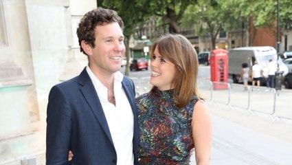 Princess Eugenie and Jack Brooksbank's Relationship Timeline